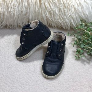 Toms Toddler Velcro Closure Sneakers